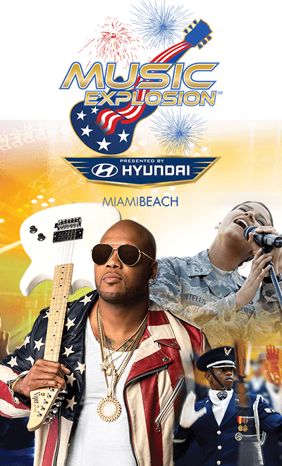 Music Explosion presented by Hyundai